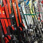 Bazarové lyže Atomic a Völkl