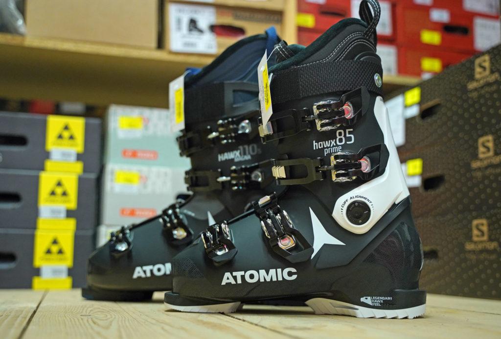 Nové lyžáky Atomic levně