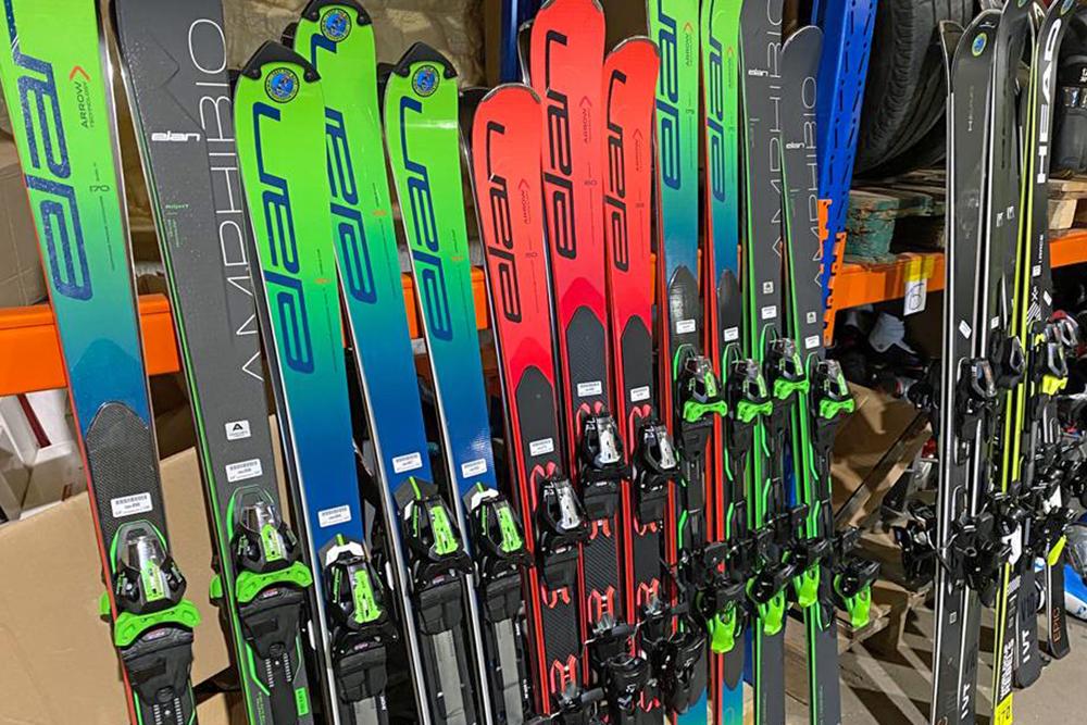 Testovací lyže 2020 na Lyžebraní
